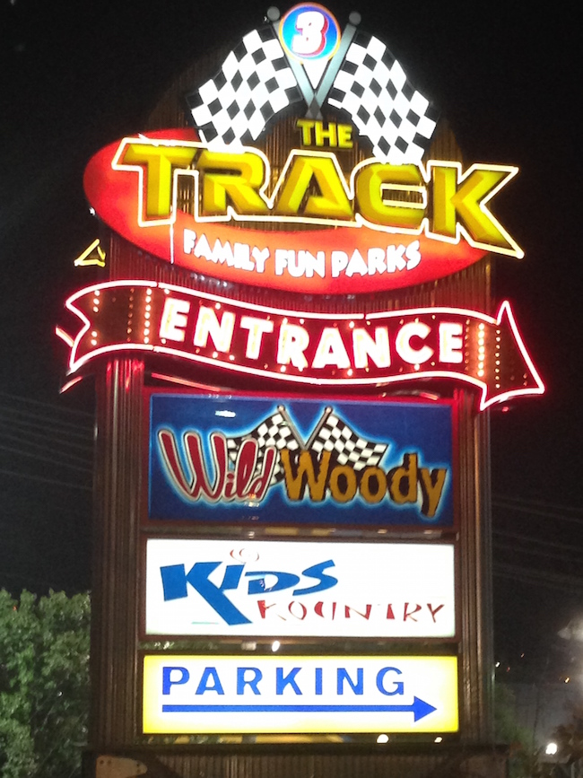 When we go on vacation, we like to do things that we haven't done before. One of those is visiting Branson Tracks. We love Branson, MO and visit often.