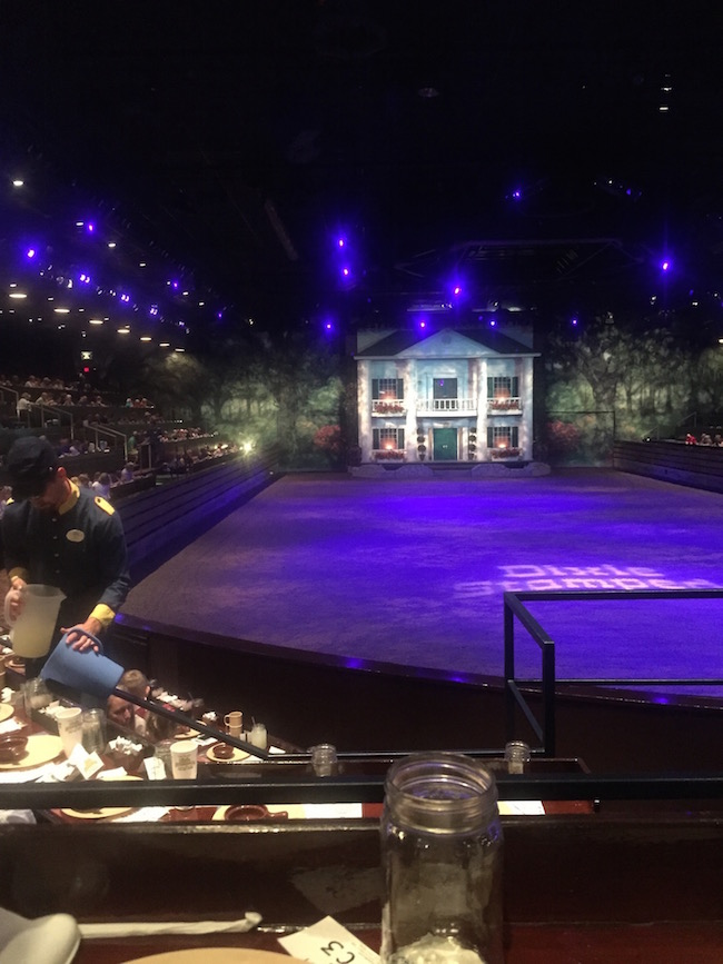 Dixie Stampede Branson Mo Just Plum Crazy