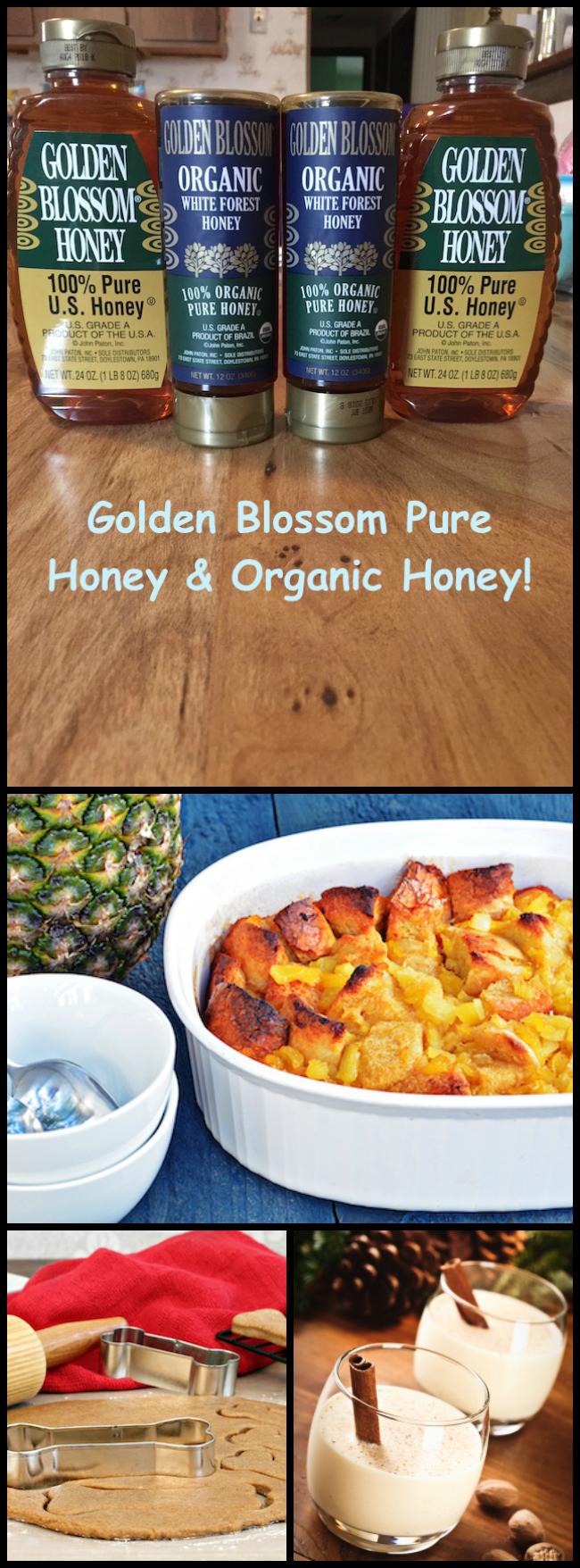 Golden Blossom Honey Review & Recipe Ideas