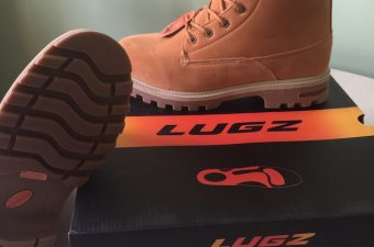 Lugz boots Empire Hi Fleece are water resistant with fleece inside, padded tongue & collar, slip resistant rubber sole & Flexa-stride Memory foam sockliner.
