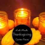 Thanksgiving Center Piece Day 11 #12DaysOf