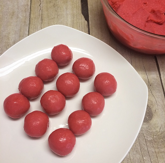 Strawberry Truffles recipe is perfect for any occasion but is great for a Valentine's Day party too. Plus they taste delicious.