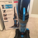 BISSELL PowerForce Helix Vacuum #Review #BISSELLclean #ad @BISSELLclean