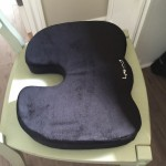 Ease Back Pain with Cush Comfort Seat Cushion Review