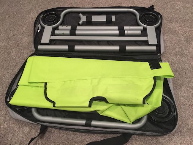 Kid-O-Bunk - The Portable Bunk for Kids