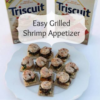 This Grilled Shrimp Appetizer is simple to prepare and is perfect for gatherings of any size & tantalize their taste buds with delicious flavors.