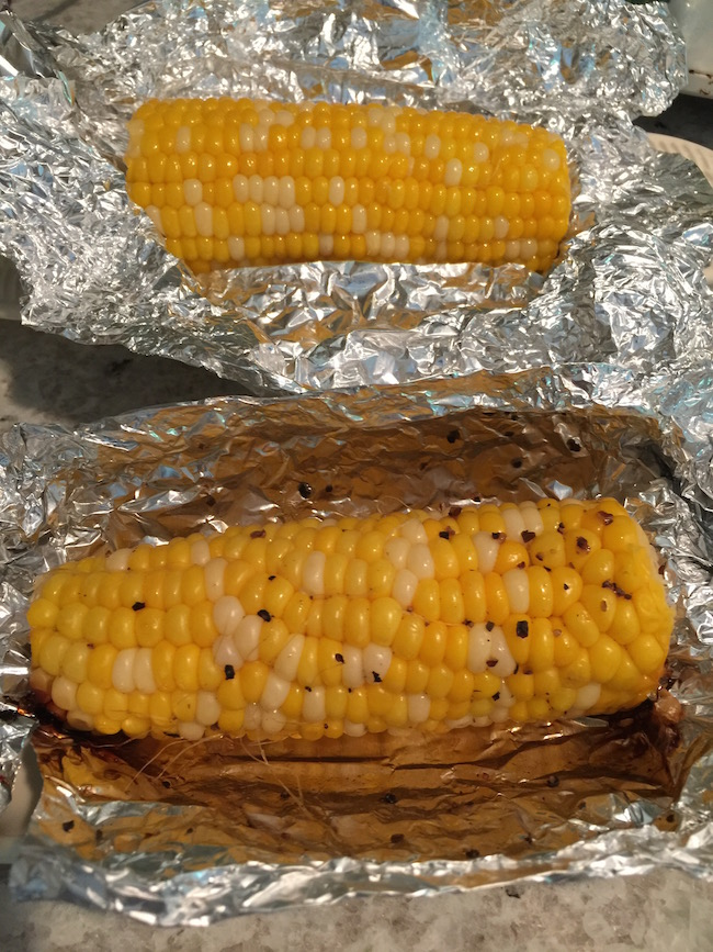 Slow Cooker Corn on the Cob anyone? With some Stubb's Sweet Black Pepper Anytime Sauce, it gives it awesome flavor that everyone will be asking for more.