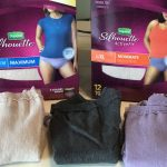 Depend® Silhouette® Active Fit® Briefs for When You Need It
