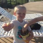 Gerber Lil' Beanies Toddler Snack! #GerberWinWin @Walmart #ad