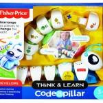 Prevent Brain Drain with Codeapillar from Best Buy @BestBuy @FisherPrice #TechToys #ad