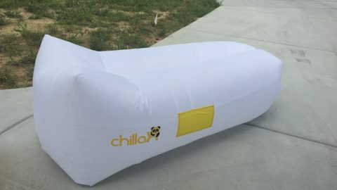 Multi-layered material on the air mattress is thick, DURABLE, LIGHTWEIGHT, Easy to Clean, Water Repellent & creates the most Comfortable Relaxing surface.