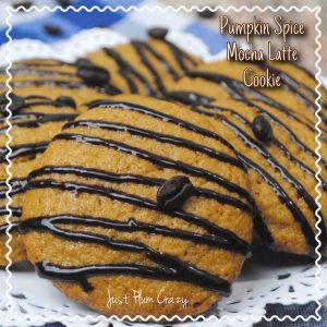 Pumpkin Mocha Latte Cookie Recipe