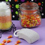 Candy Corn Sugar Scrub Recipe