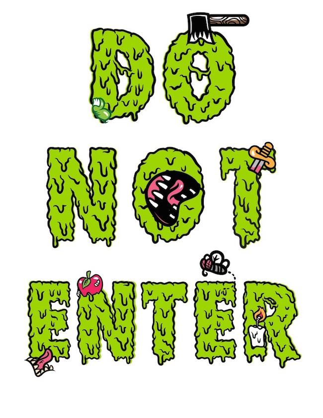 creepy-free-printable-sign-%22do-not-enter%22-6