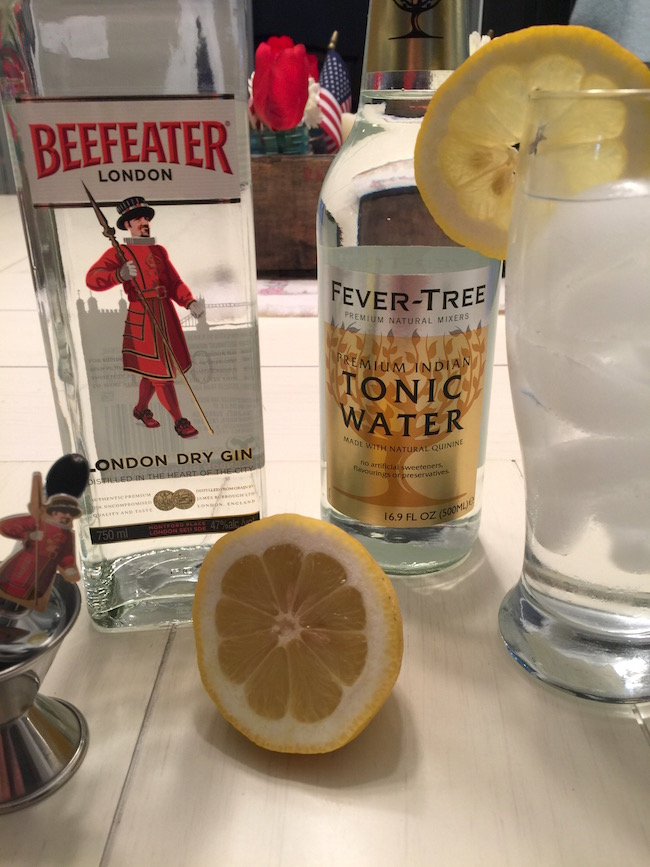 Did you know that in 1963 Beefeater London Dry Gin was the only gin selected to be on board the QE11 to NY? Why? Because it's the best.