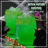 Witch's Potion Cocktail