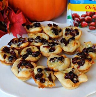 We are starting you off in the kitchen with a recipe that is easy to make but packs a punch when it comes to flavor with a Cranberry Brie Bites Recipe.