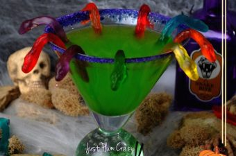 There's still time for a last minute recipe...isn't there? The Medusa Kid Punch Recipe is quick and they will love it! Happy Halloween!