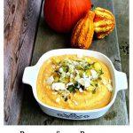 Pumpkin Spice Polenta Recipe Day 9 #12DaysOf