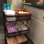Bathroom Organization Tips for Caregivers #MyCareGivingStory #ad