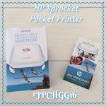 HP Sprocket Pocket Printer #HPSprocket #ad #JPCHGG16  #HPMillennials