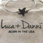 Luca + Danni Starfish Bangle Bracelet Review #JPCHGG16 @lucaanddanni