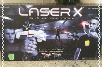 Laser tag is all the rage right now and Laser X is on the top of everyone's Christmas list this year. Laser X is the ultimate game of tag.