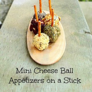 One of our favorites was always the cheese ball. Creamy, delicious, and packed with flavor, they were always one of the highlights of the celebration.