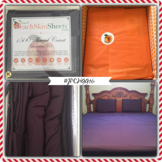 With PeachSkinSheets starting at just $55 with two colors per month for any size set, you can stock up on all your favorite colors.