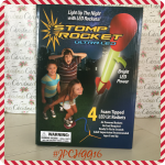 Ultra Stomp Rocket Review #JPCHGG16 #JustPlumCrazy #StompRocket