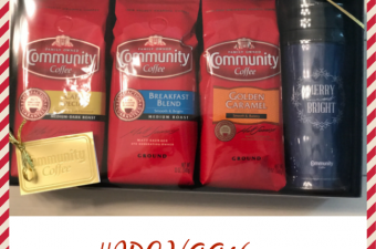 Community Coffee still use 100% Arabica Coffee Beans and personally taste the coffee everyday to ensure that it's fresh, flavorful and so good.