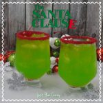 The Santa Clause Cocktail Recipe