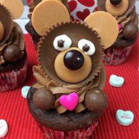 Bear Cupcake Recipe