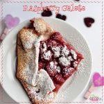 Valentine's Day Raspberry Galette Recipe