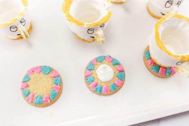Teacup cupcake recipe