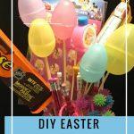 DIY Kids Easter Bouquet Day 8 #12DaysOf