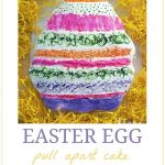 Easter Egg Pull Apart Cupcake Recipe Day 7 #12DaysOf