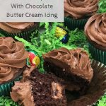 Cadbury Filled Chocolate Cupcakes Recipe Day 10 #12DaysOf