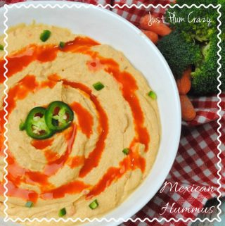 With Cinco de Mayo quickly approaching, today we are sharing a Mexican Hummus recipe. Of course, you can make it anytime for any other family function.