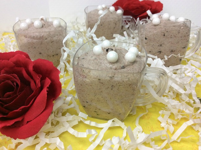 We are on a roll with our Beauty and The Beast recipes. Be sure to check them all out at the bottom of the page but first let's make the Grey Stuff recipe.