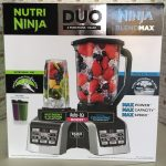 Nutri Ninja ® Blender DUO™ with Auto-iQ® Technology Review @NutriNinja