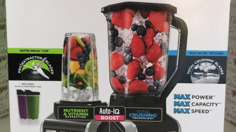If you enjoy drinking smoothies, milkshakes, and other drinks, you really might love Nutri Ninja ® Blender DUO™ with Auto-iQ®!