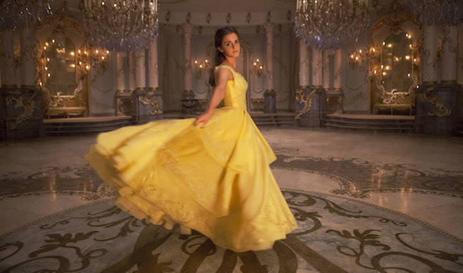 Beauty and The Beast fun facts.