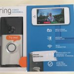 Never Miss a Visitor Again with RingVideo Doorbell