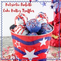 Cake Batter Truffle Recipe