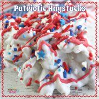 Patriotic Haystacks Recipe