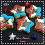 Patriotic Fireworks Cookie Recipe
