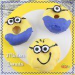 Despicable Me 3 Minion Donuts Recipe