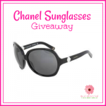 Chanel Sunglasses Giveaway (ends 7/20)