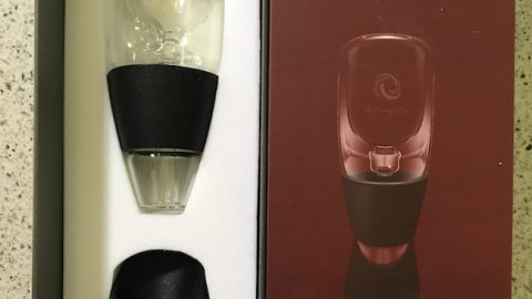 The Hand Blown Glass Wine Aerator is the most elegant wine aerator that you will find on the market giving your wine a flavor you will enjoy!